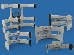 Paper Roll Clamps