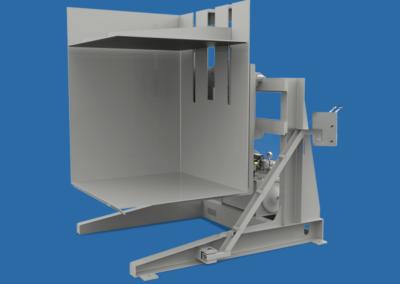 Static Pallet Inverter