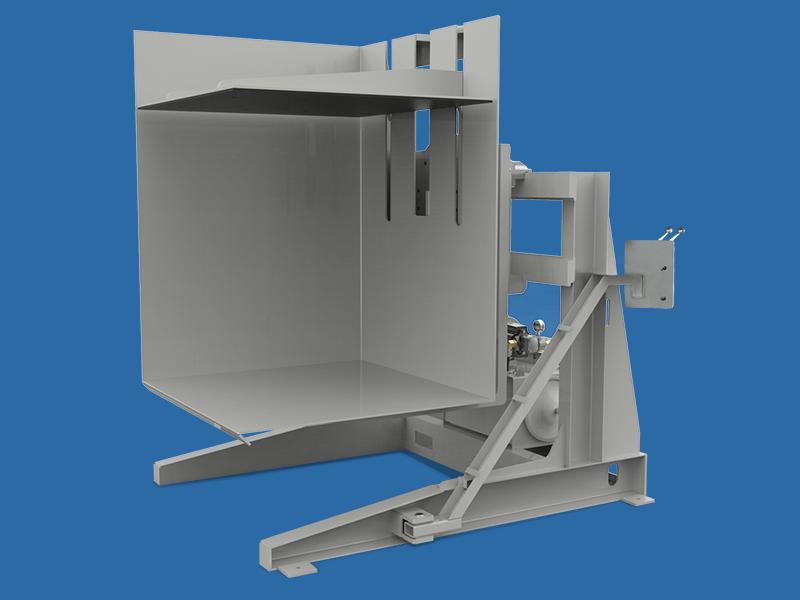 Stationary Load Inverter Pallet Inverter Bulle Pallet: ATON Engineering